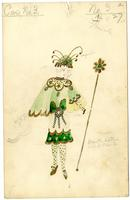 Mistick Krewe of Comus 1916 costume 03