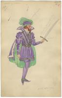 Mistick Krewe of Comus 1930 costume 62