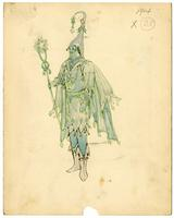 Mistick Krewe of Comus 1914 costume 38