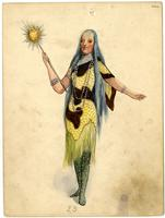 Krewe of Proteus 1907 costume 23
