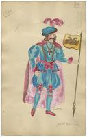 Mistick Krewe of Comus 1930 costume 65