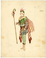 Mistick Krewe of Comus 1914 costume 82