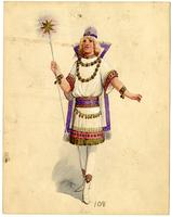 Krewe of Proteus 1909 costume 108