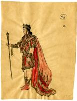 Mistick Krewe of Comus 1910 costume 48