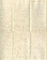 Letter to Elizabeth, 1863 February [13]- 26