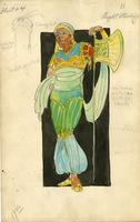Mistick Krewe of Comus 1926 costume 11