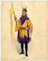 Krewe of Proteus 1909 costume 42