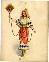 Krewe of Proteus 1909 costume 82