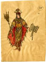 Mistick Krewe of Comus 1910 costume 35