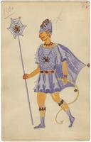 Mistick Krewe of Comus 1930 costume 05