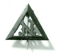 Newcomb College pin