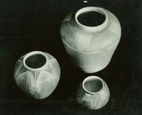 Newcomb pottery,  Esther H. Elliott, 1904