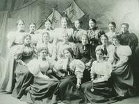 Newcomb College, Class of 1895