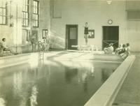 Newcomb College, Swimming pool, Broadway Campus, 1930