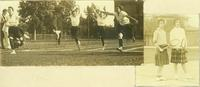 Newcomb College Track and Tennis, [1930]