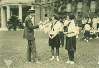 Newcomb College Field Day, 1923