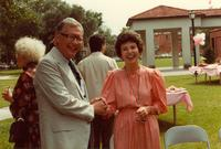 Newcomb College, Deans Joe Gordan and Sara Chapman