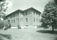 Newcomb College, Doris Hall, [1935]