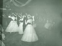 Newcomb College Homecoming Dance, 1953