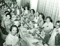 Newcomb College Alumnae, Class of 1931  Banquet , 1971