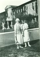 Newcomb College women, 1928