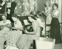 Newcomb College Alumnae, Class of 1925 Banquet, 1950