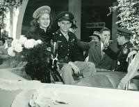 Newcomb College Homecoming Parade, 1948