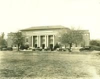 Newcomb College, Dixon Hall, 1930