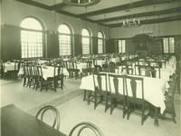 Newcomb College, Josephine Louise House, Dining room, 1930