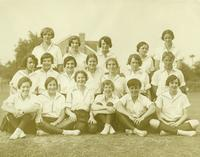 Newcomb College Physical Education students, [1930]