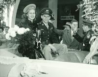 Newcomb College Homecoming  Parade, 1949