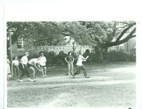 Newcomb College Student Faculty Softball Game