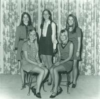 Newcomb College Homecoming, 1970