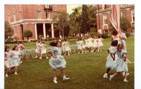 Newcomb College May Day, 1983