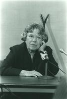 Newcomb College Margaret Mead, 1976