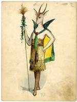Krewe of Proteus 1907 costume 97