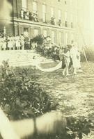 Newcomb College, Court of May Day, 1922