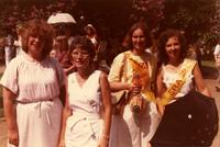 Newcomb College ERA Jazz Funeral, 1982