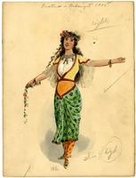 Krewe of Proteus 1905 costume 116