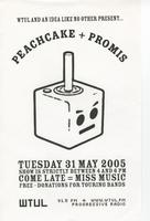 WTUL and an Idea Like no Other Present...Peachcake + Promis