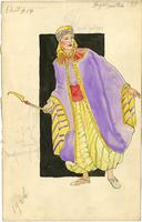 Mistick Krewe of Comus 1926 costume 79