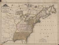 A General Map of the Thirteen States of North America