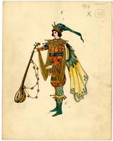 Mistick Krewe of Comus 1914 costume 20
