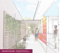 Vision House:  A Project of Women With A Vision in Collaboration with Tulane City Center