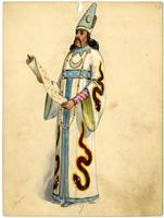 Krewe of Proteus 1907 costume 07