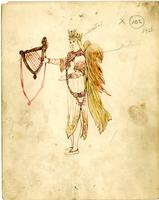 Mistick Krewe of Comus 1924 costume 102