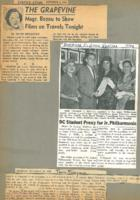 1958-11-01 The Grapevine;DC Student Prexy for Jr. Philharmonic