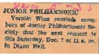 1957-12-05 Junior Philharmonic
