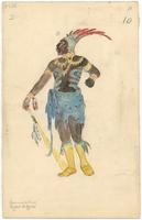 Krewe of Rex 1927 costume 10