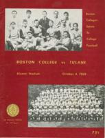 Boston College Football News; Boston College vs. Tulane